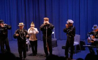 quintet-harmonic